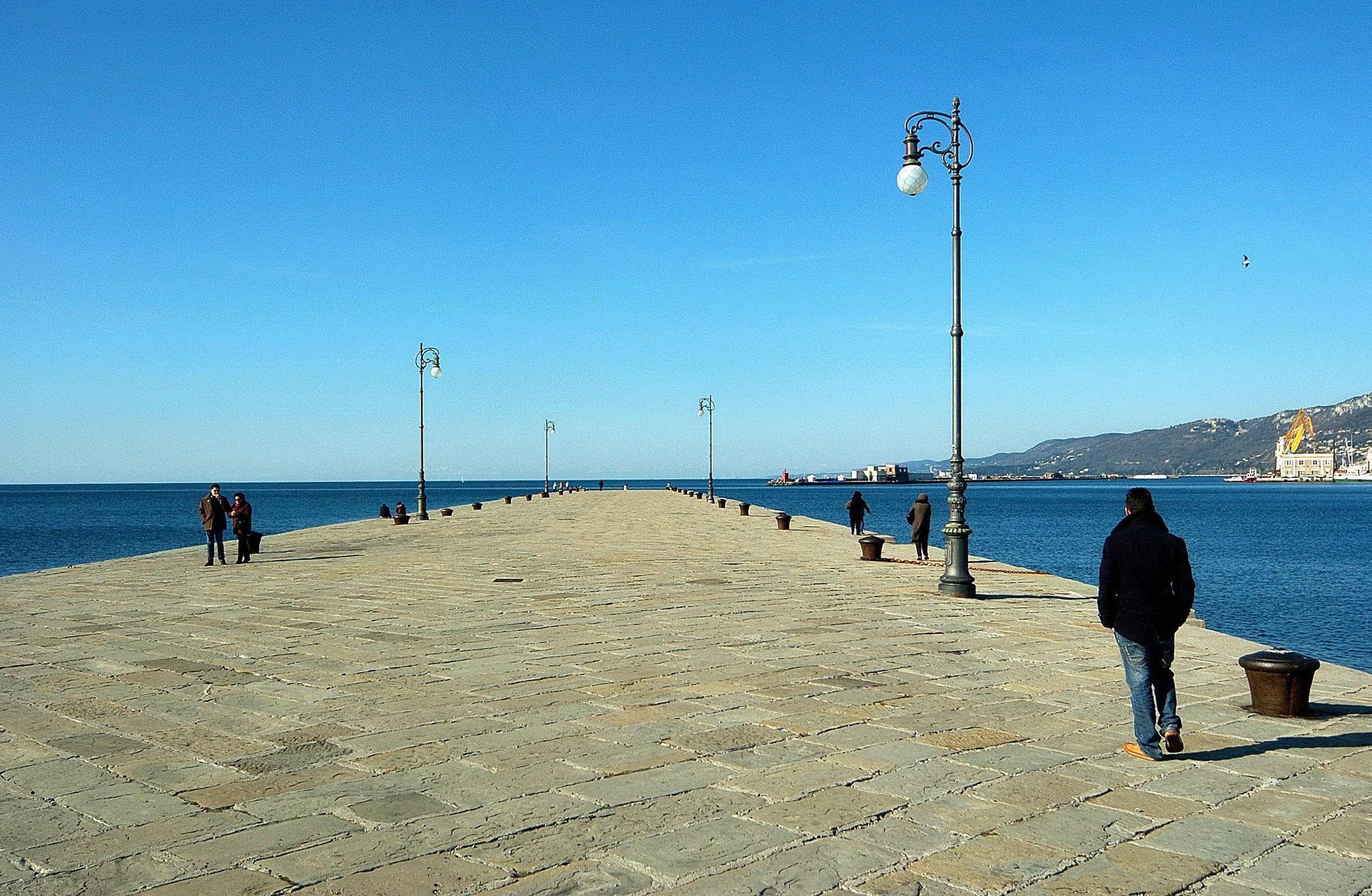 Trieste_Molo_Audace
